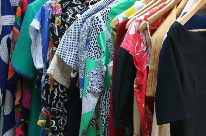 De mooiste kledingkasten: zo richt je ze in