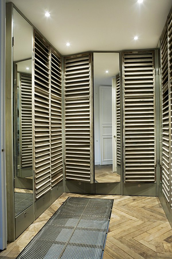 Gek op hu00e9u00e9l vu00e9u00e9l deuren en de Franse stijl? Kodde Architecten ...