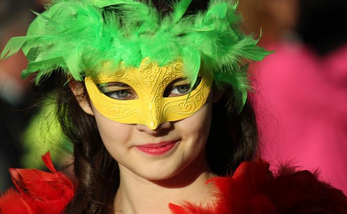 Dit draag je tijdens carnaval 2015