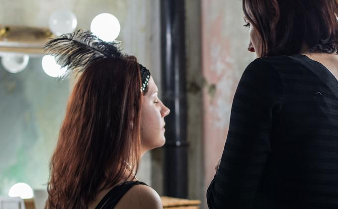 carnavalskleding en make up