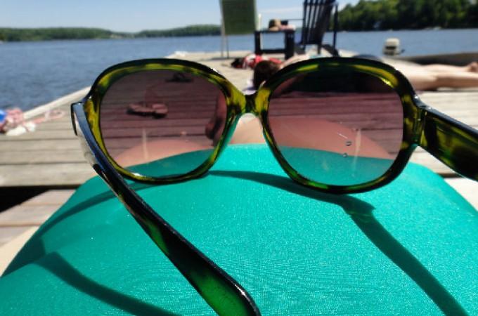 De zon is terug: tijd voor een zonnebril!